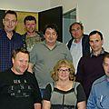 Première réunion du nouveau conseil d'administration de la capeb loire
