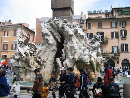voyage de noces à Rome 153