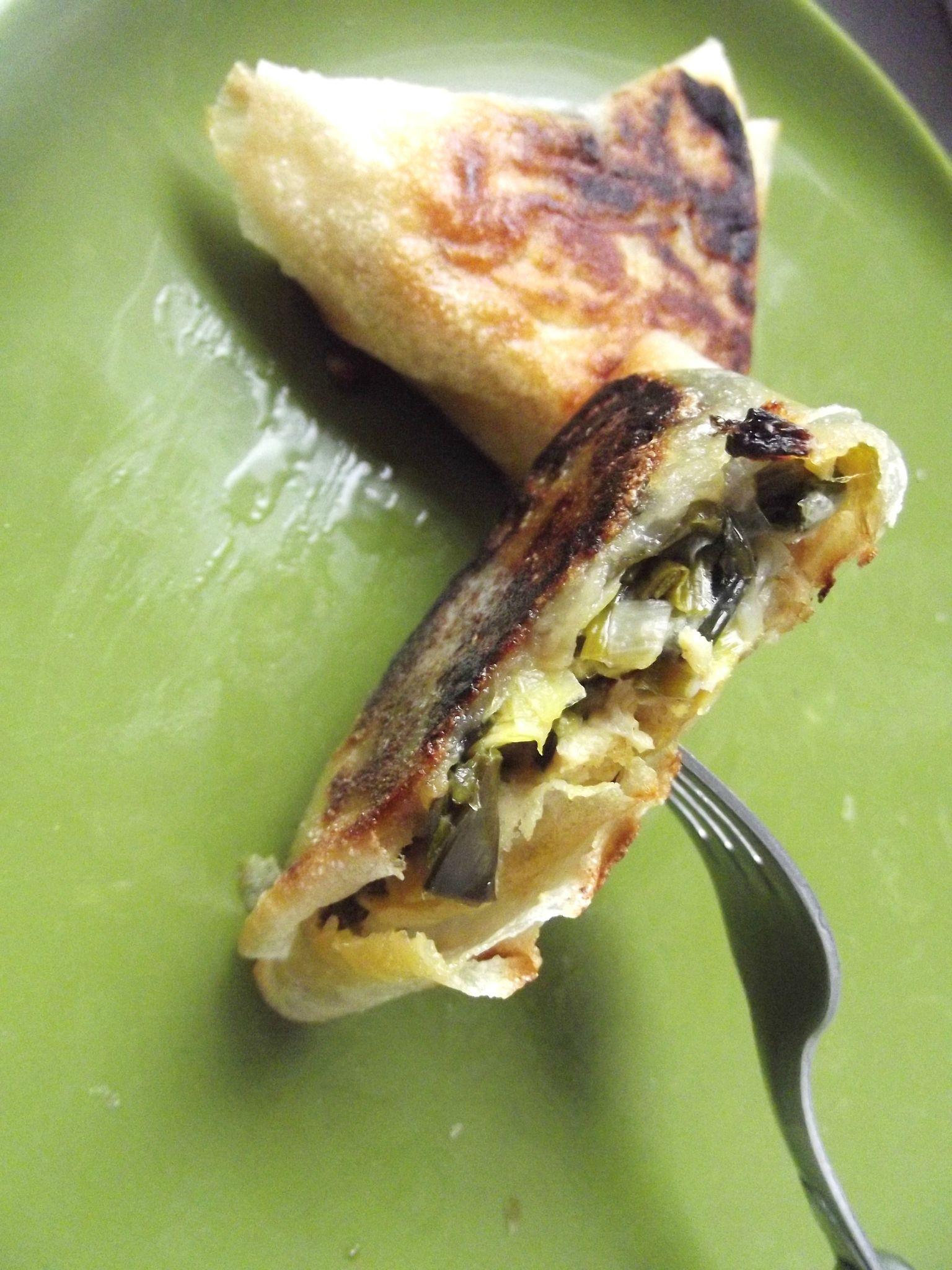 Brick poireau thon cnrs cuisiner nuit rarement la sant - Cuisiner du thon en boite ...