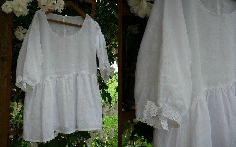 chemise marjolaine