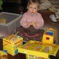 P'tit dej chez Sylvie mars 2008