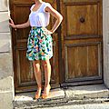 Tropical skirt [tuto qui tue inside]