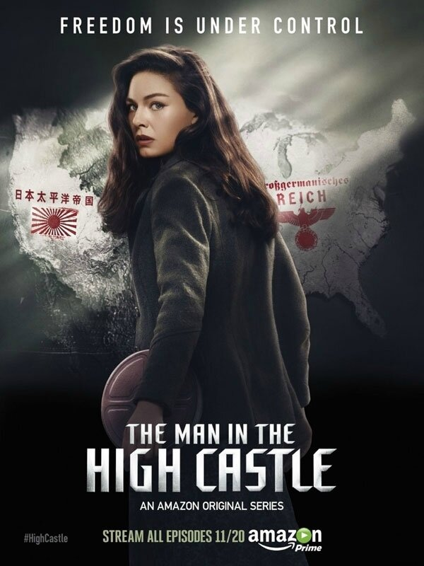 The Man in the High castle Jaquette