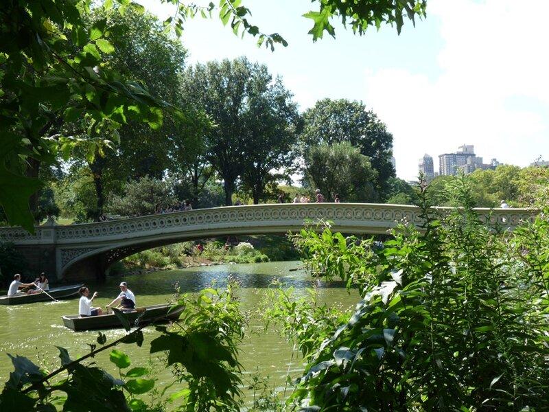 Central Park - pont