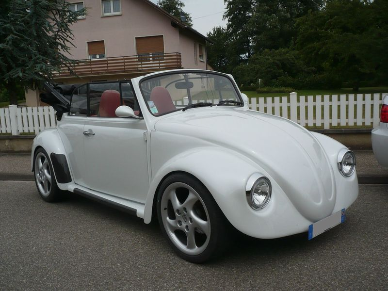volkswagen coccinelle cabriolet custom vroom vroom. Black Bedroom Furniture Sets. Home Design Ideas