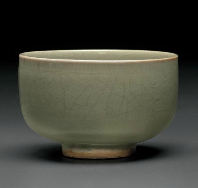A Yaozhou celadon bowl, Northern Song dynasty (AD 960-1127)