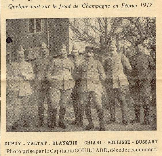 Champagne 1917