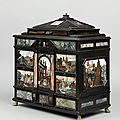 Cabinet, castrucci workshop, ca. 1610.