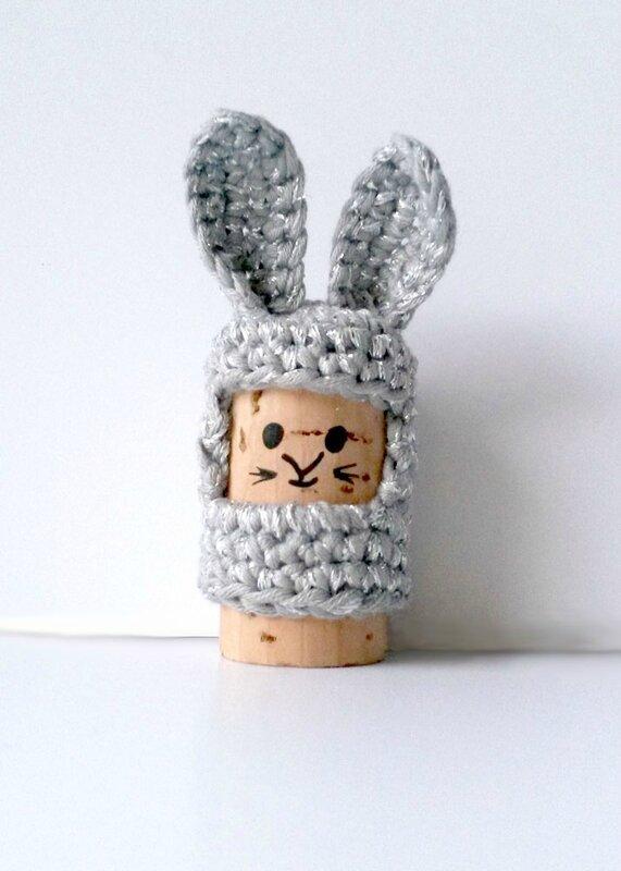ptits bouchons lapin- Anisbee