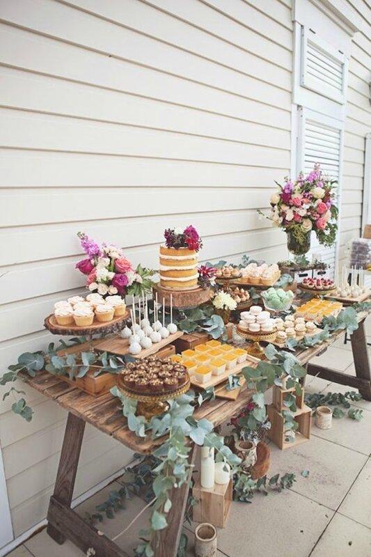 buffert desserts
