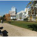 Trapèze et le Parc de Billancourt à Boulogne-Billancourt 14