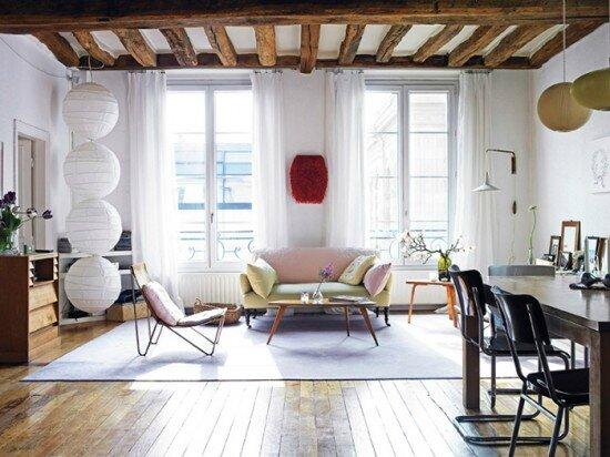 Paris-apartment-of-Vanessa-Bruno-6-550x412