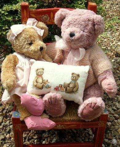 la famille ours