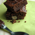 Le brownie bio sans beurre et sans gluten de Liloue