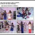 Danses folkloriques des nièces