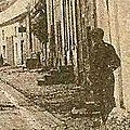 Chasse-Roues Rue de Margny vers 1910