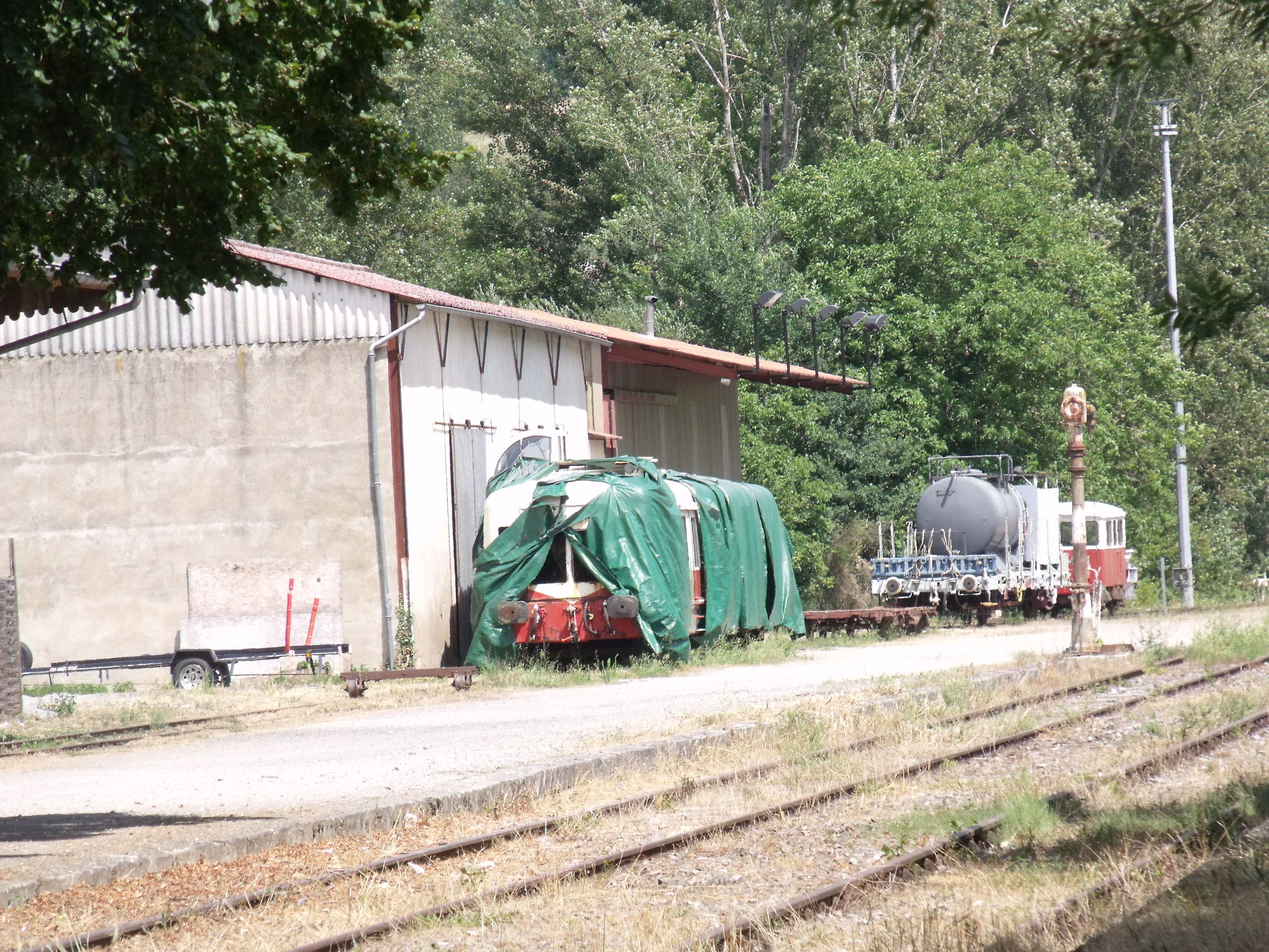 Quercy-Rail Carjarc ((Lot - 46)