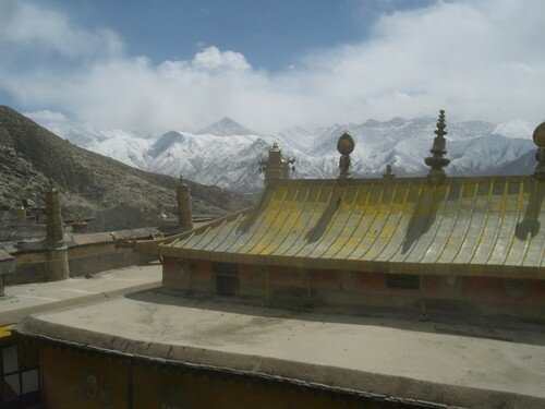 Monastere Sera, Lhassa