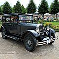 Mercedes Benz type Stuttgart 8138 carrossée par Sindelfingen de 1928 (9ème Classic Gala de Schwetzingen 2011) 01