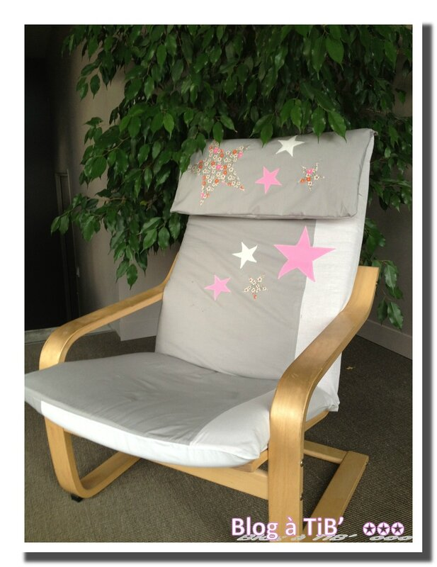 Le fauteuil blog 39 tib for Housse fauteuil poang
