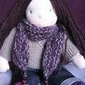 trendy scarf