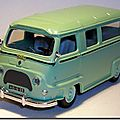 Renault Estafette Minibus 01 City