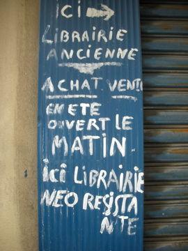 Librairie à Béziers