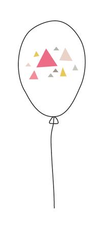 ballon triangles