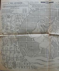 Dessins piqués n° 301 - 15 juillet 1925 (3)