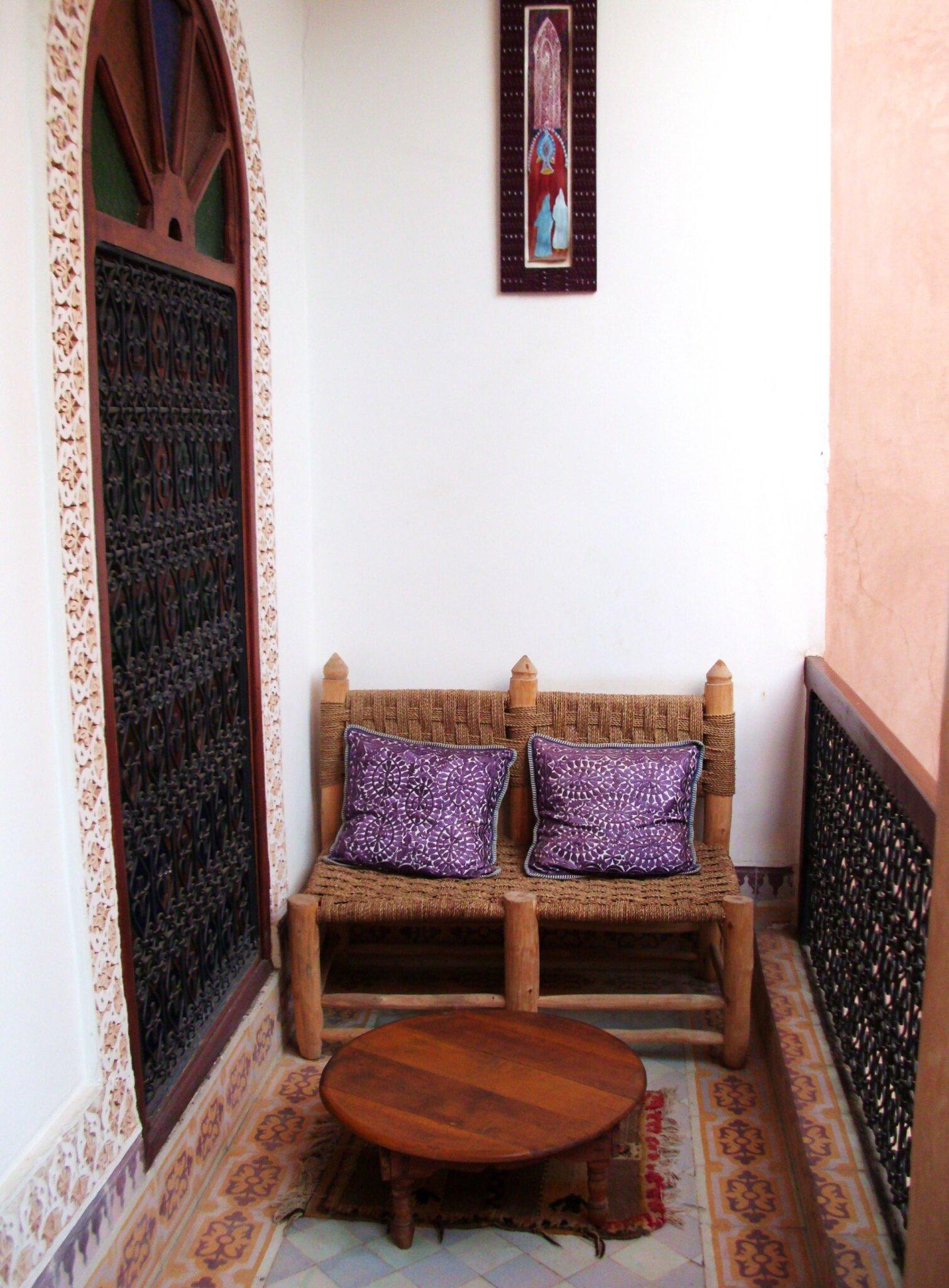 Salon balcon - Petit salon de balcon ...