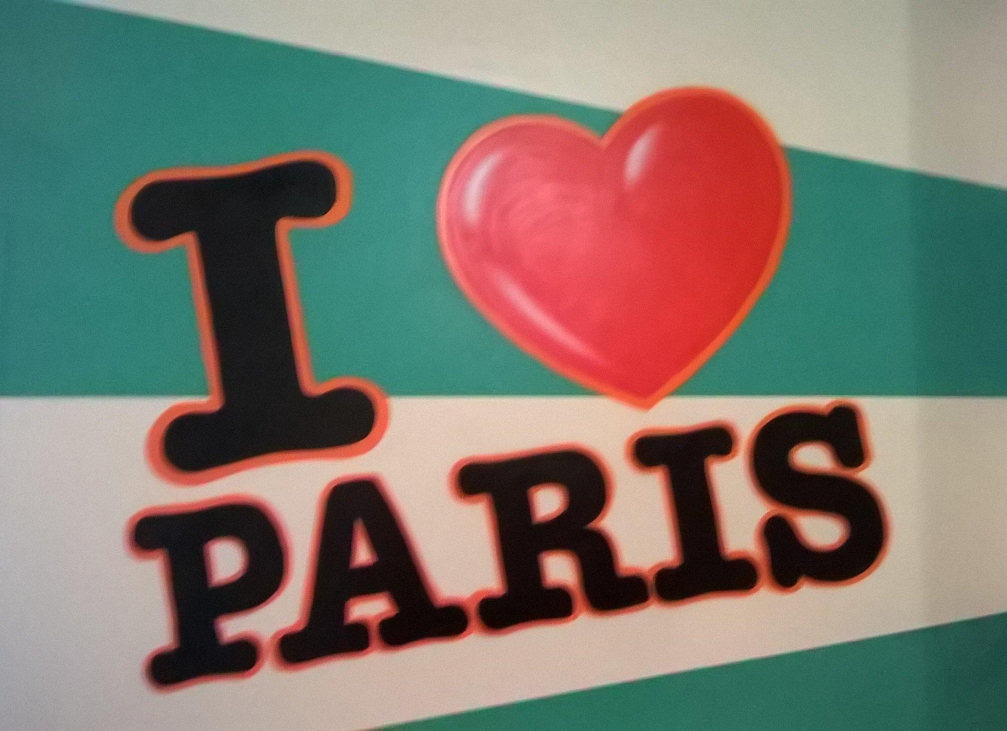 Escapade parisienne..