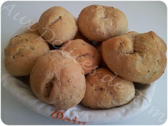 Petits pains aux céréales0015