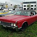 Lincoln continental hardtop coupe, 1966