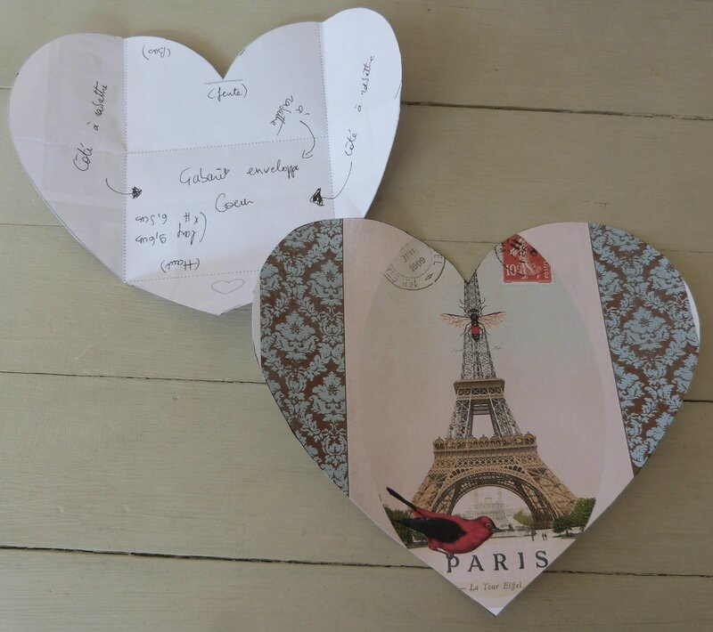 Enveloppe Coeur Paris (1)