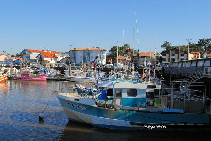 capbreton le port philimages 64 auteur photographe
