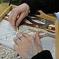 05- La mosaïque à l'atelier