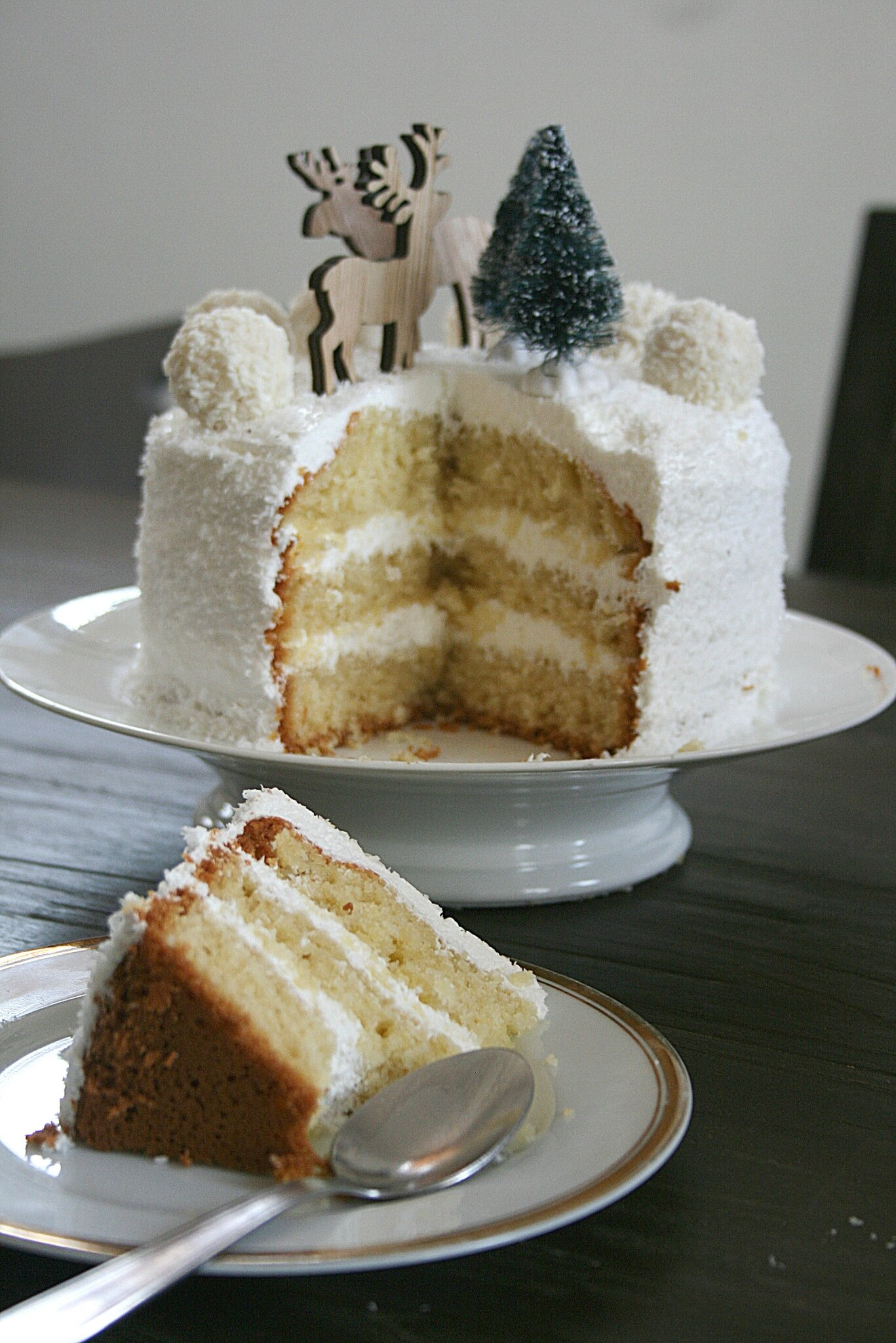 Layer Cake Fa 231 On Raffaello Coco Passion Culinaire By