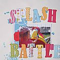 Splash battle