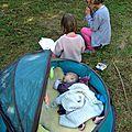Le babyni de babymoov : un parc / lit d'appoint idéal pour les vacances (test et avis)