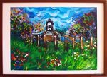 eglise_d__chinghen__acrylique___2009_