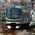 Tôkyû 7000 (7301) since 2007, Ikegami line, Kamata eki