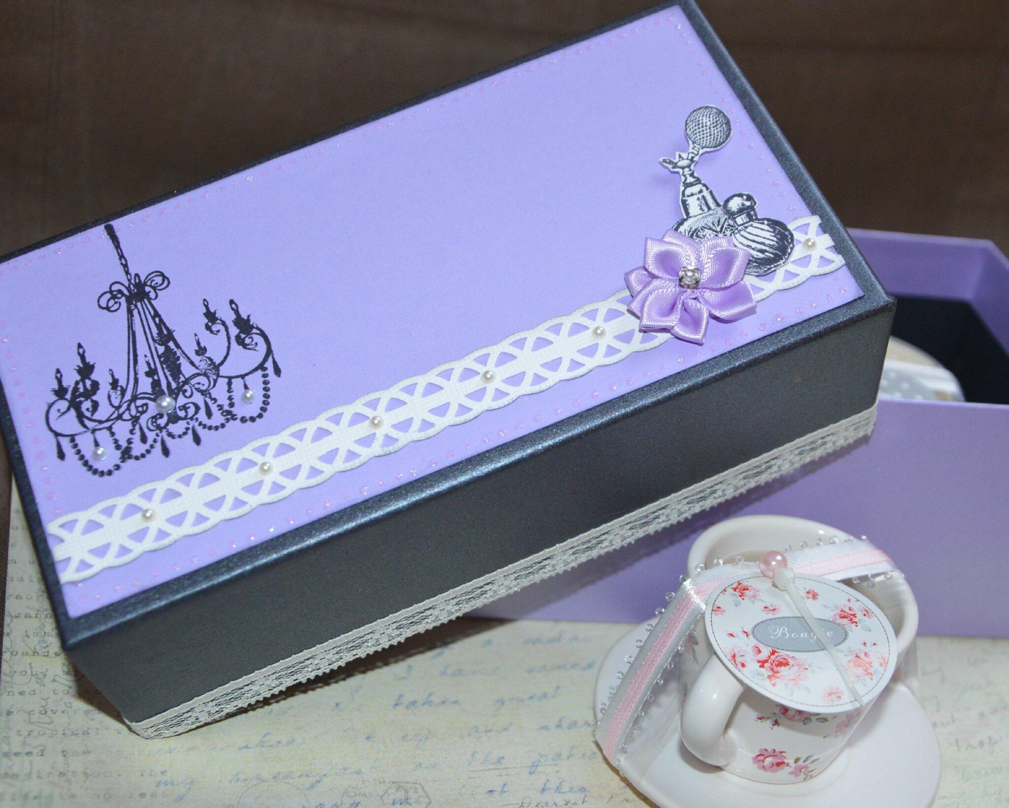 boîte chocolat décorée (4)