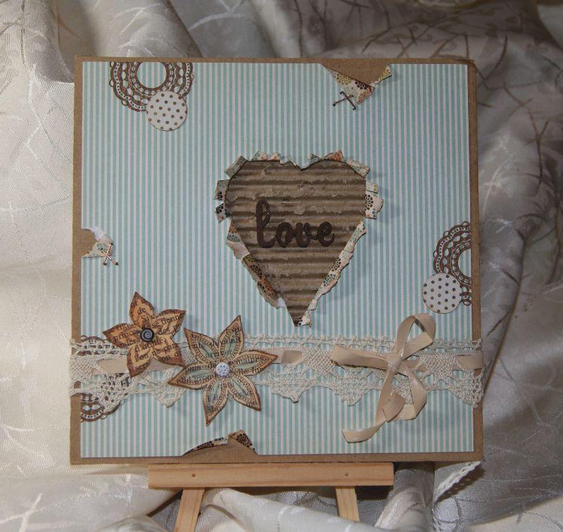 carte LOVE recup