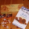 Sablés et chocolat