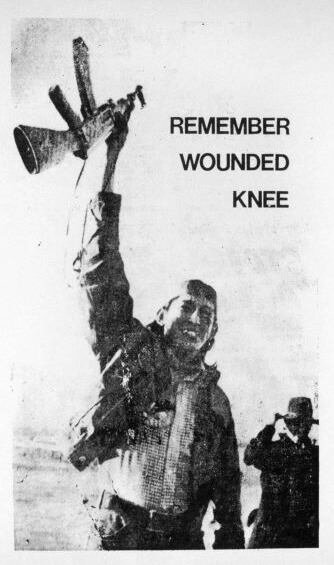 Wounded Knee hero