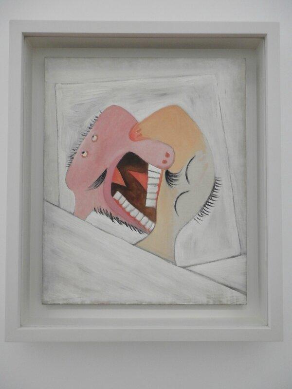 Picasso Le Baiser 1931