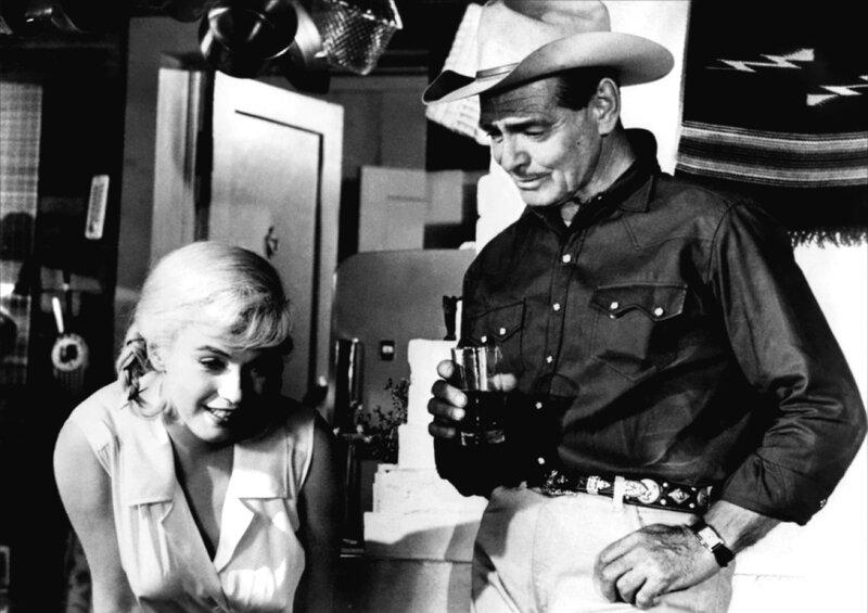 Monroe et Gable