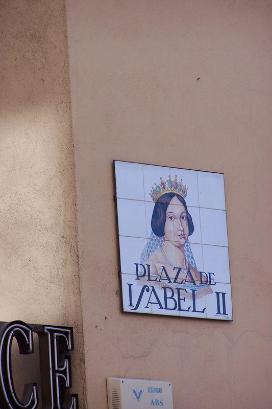 Madrid février 2007