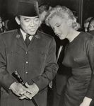 1956_06_01_LA_party_with_president_Sukarno_1_by_george_snow_1