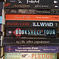 Bookshelf tour - partie ii